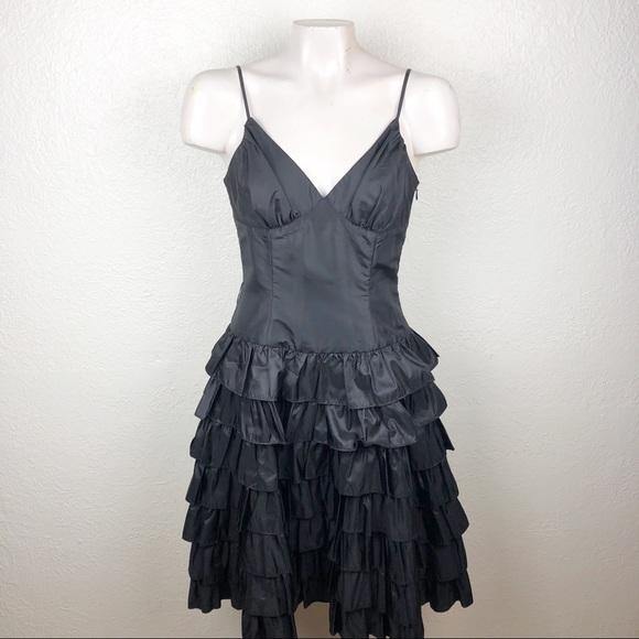 d06113eed6 Betsey Johnson Dresses   Skirts - Betsey Johnson evening cocktail dress  ruffled.